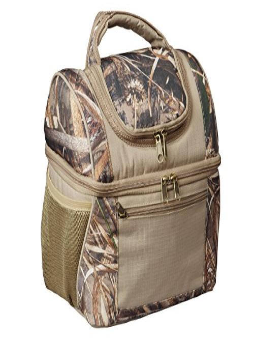 Camo Lunch Bag