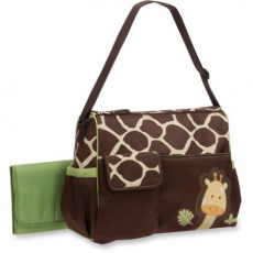 Giraffe Diaper Bag