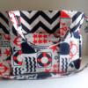 Nautical Diaper Bag