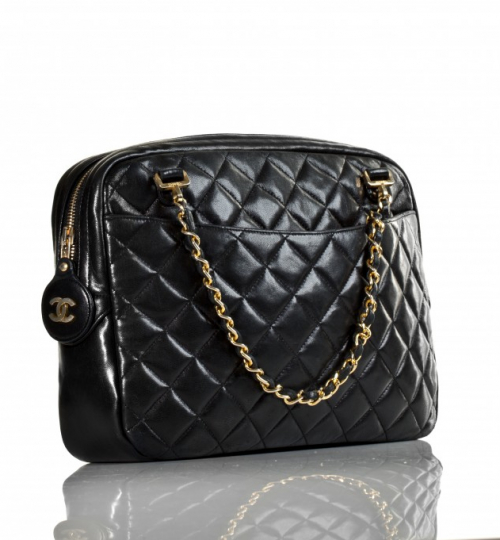 Quilted Leather Bag