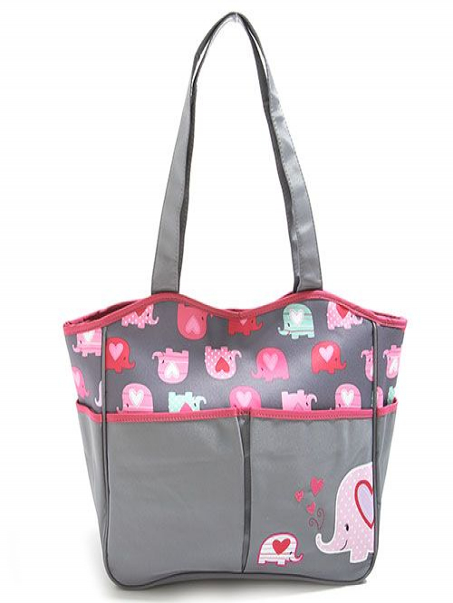 Elephant Diaper Bag