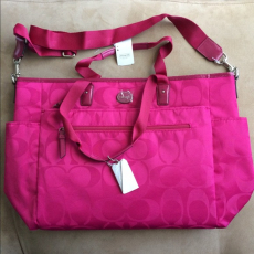 Pink Diaper Bags
