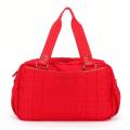 Red Diaper Bag