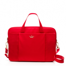 Red Laptop Bag
