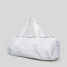 White Duffle Bag