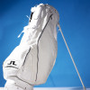 White Golf Bag