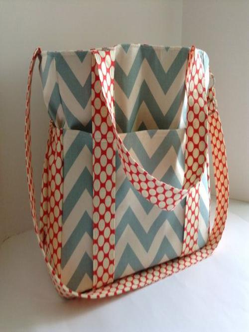 Big Diaper Bags