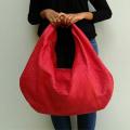 Red Hobo Bag
