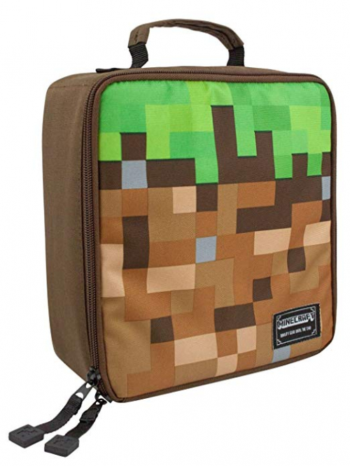 Minecraft Lunch Bag