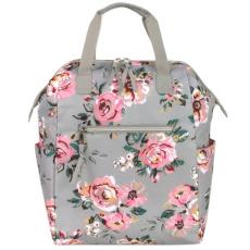 Floral Diaper Bag
