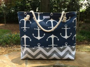 Anchor Beach Bag Photos
