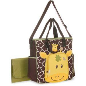 Baby Boom Giraffe Diaper Bag
