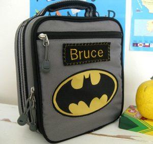 Batman Lunch Bag Pictures