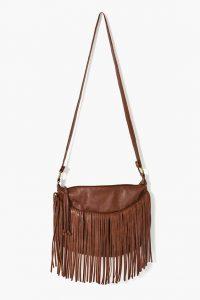 Brown Fringe Bag Images