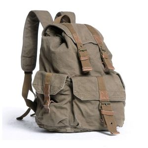 Canvas Book Bags
