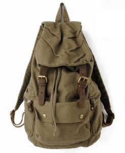 Canvas Book Bags for Men