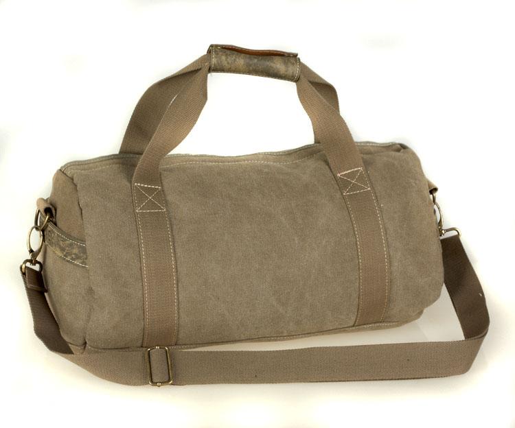 Canvas Gym Bag All Fashion Bags