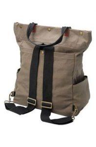 Convertible Diaper Bag Backpack