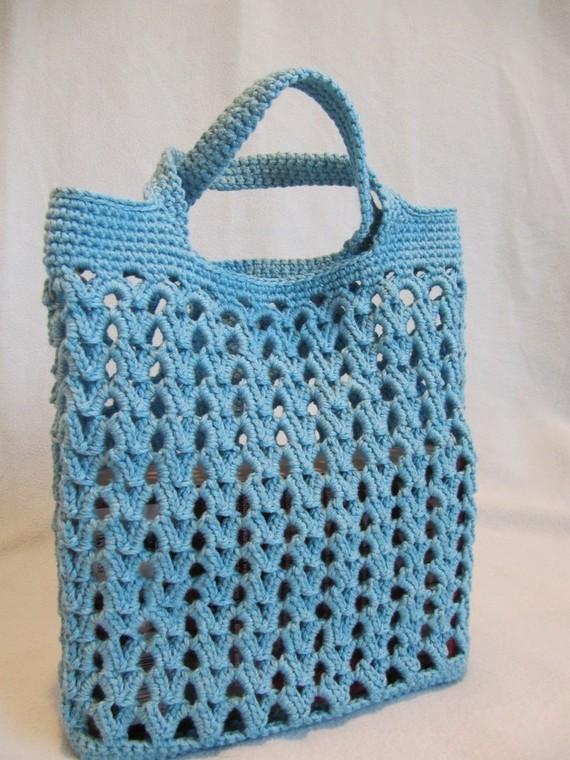 Crochet Beach Bag | All Fashion Bags