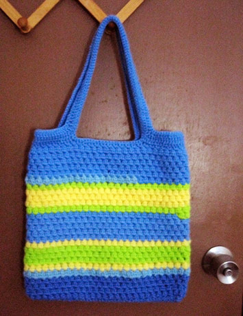 Crochet Tote Bag All Fashion Bags