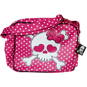 Diaper Skull Bag Pictures