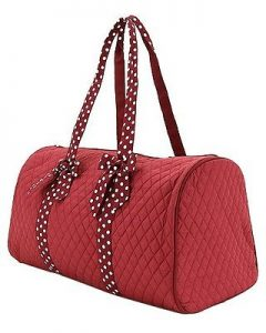 Extra Large Quilted Duffle Bags