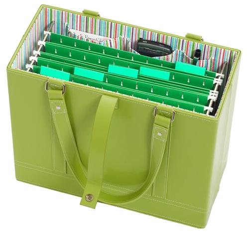 File Folder Tote Bag