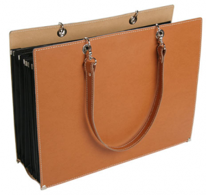 File Tote Bag with Handles