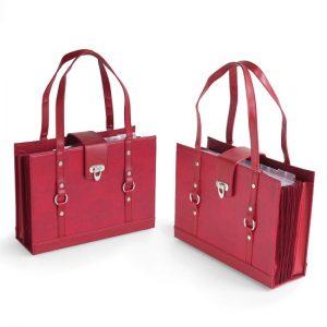 File Tote Bags