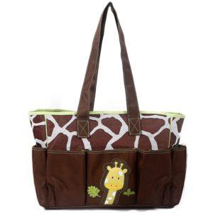Giraffe Diaper Bag Images