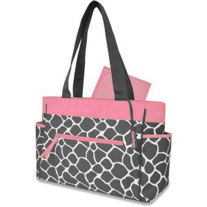 Giraffe Diaper Bag Photos