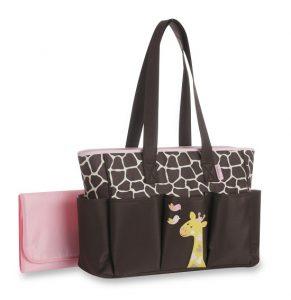 Giraffe Diaper Bags