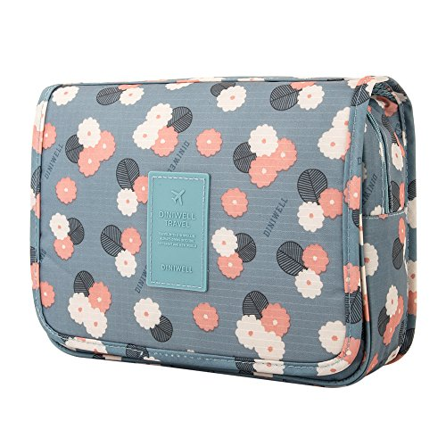 Beautiful Womenu0026#39;s Cosmetic Bag Hanging Travel Roll Up Make Up Case | EBay