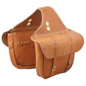 Horse Saddle Bags Leather