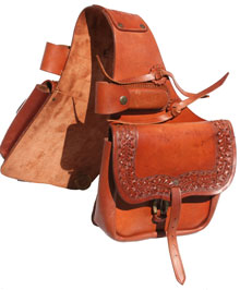 Horse Saddle Bags Pictures