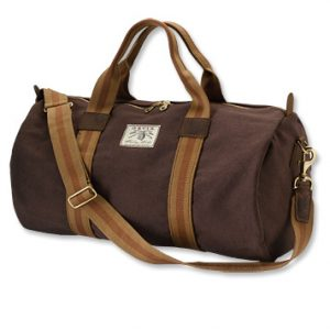 Images of Canvas Gym Bag