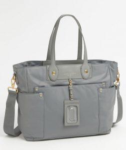 Images of Gray Diaper Bag