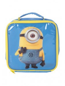 Images of Minion Lunch Bag