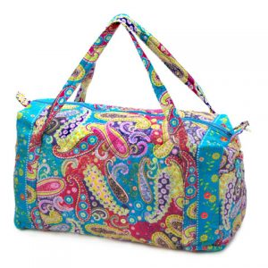 Images of Quilted Duffle Bag
