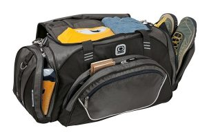 Large Gym Bag with Compartments