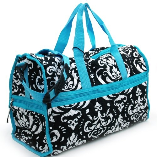 231e6644e422 Large Quilted Duffle Bag