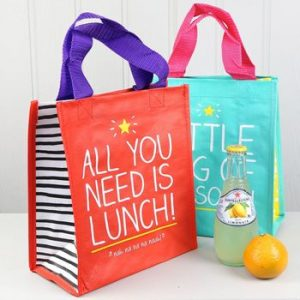 Lunch Tote Bag Pictures