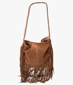 Messenger Fringe Bag