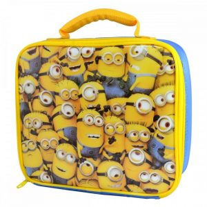 Minion Lunch Bags