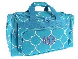 Monogram Duffle Bag Men