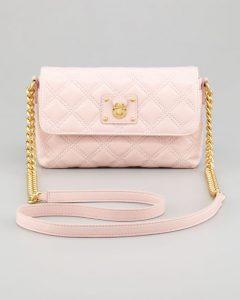 Pale Pink Crossbody Bag