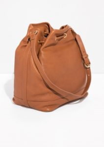 Pictures of Brown Bucket Bag