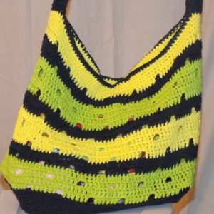 Pictures of Crochet Beach Bag