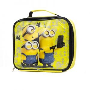 Pictures of Minion Lunch Bag