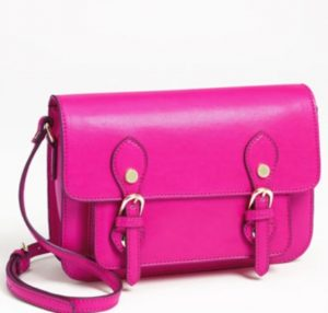 Pictures of Pink Crossbody Bag